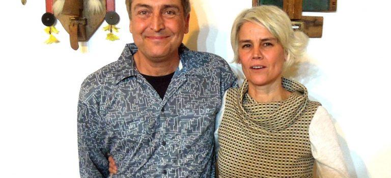 Judith Cunillera & Miquel Jordà, at Porta Roja al Poble Sec Barcelona, 10-12-2017