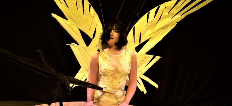Angelus Novus, Excèntric Cabaret, Sala Fenix, 06-10-2015