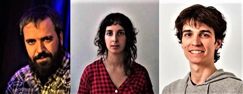 BEC: C. Lai, A. Reviriego, P. Mula;   Sinestesia, Barcelona, 20-1-2018