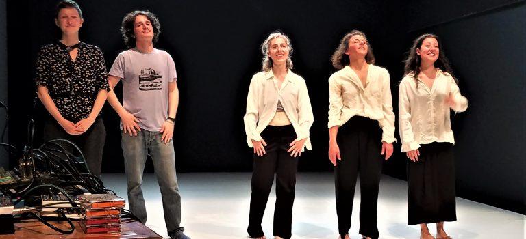 """ARXIPÈLAG#3"" by SOCIETAT ALAKA at Antic Teatre, Barcelona, 27-4-2018"