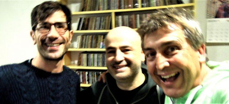 New program- XperYmentas a Ràdio Ciutat Vella 100.5FM bcn, with Alessandro Olla.
