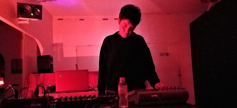 JOHANNES DE SILENTIO, aka Shak Benavides, Barcelona, 28-12-2018