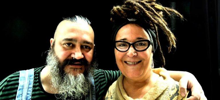 Cesc Carkassa y Marian Ramèntol: 'O.D.I.', 'Efímer'. BCN ImproFest2019, 1-3-2019
