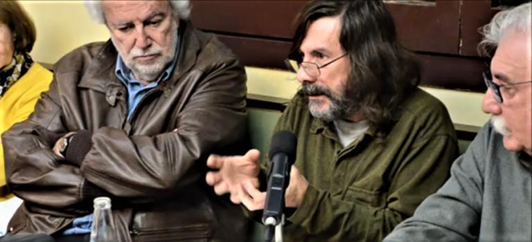 Vespertina#9 amb Víctor Sunyol al Caffè San Marco 28-3-2019
