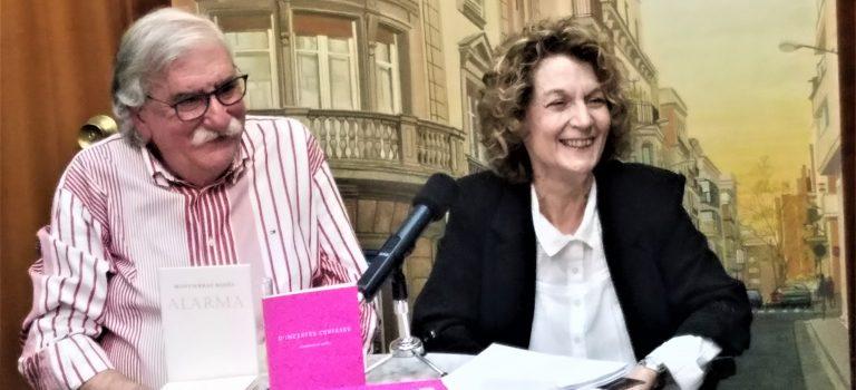 Vespertina#10 amb  Montserrat Rodés  al Caffè San  Marco, 25-4-2019.