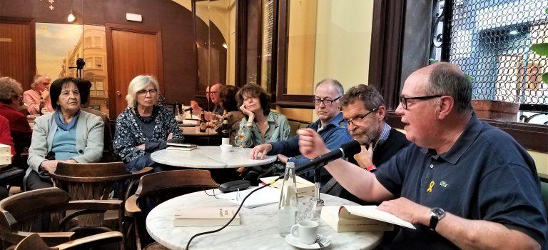 Vespertina#11 amb Carles Camps, al Caffè San Marco, 8-5-2019.