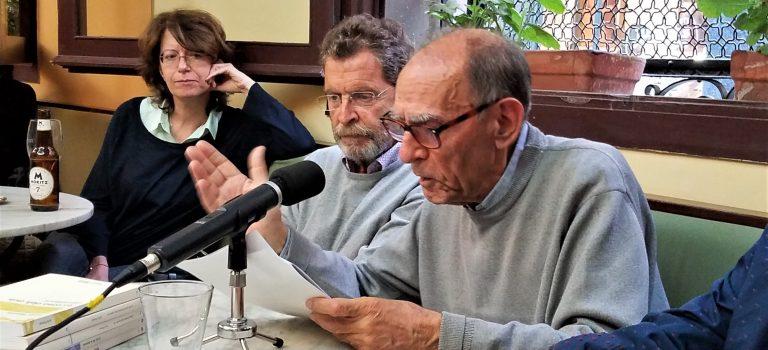 Vespertina#12 amb Jordi Pàmias al Caffè San Marco, 23-5-2019.