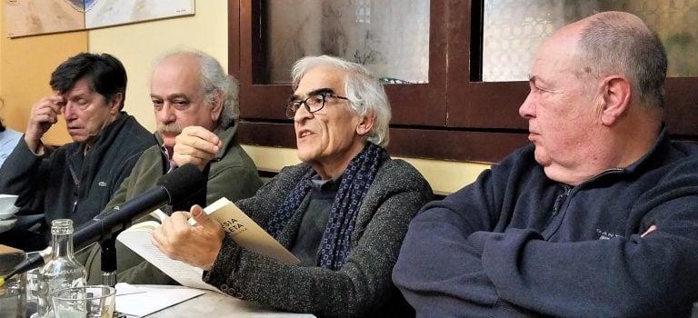 Vespertina#18 amb Lluís Solà al Caffè San Marco, 23-01-2020.