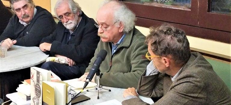 Vespertina#19 amb SAM ABRAMS, presentat per Josep Maria Fulquet. Caffè San Marco, 13-02-2020.