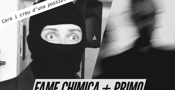 Primo Gabbiano + Visual Pal at Antic Teatre, Barcelona 28-11-2017