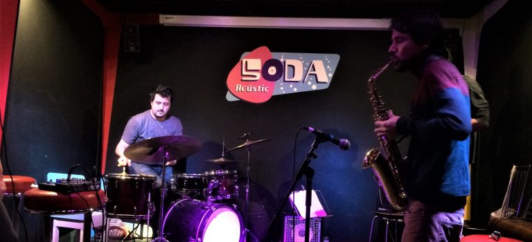 DOOM JAZZ, Nocturna Discordia 48, Soda Acústic, 25-11-2015