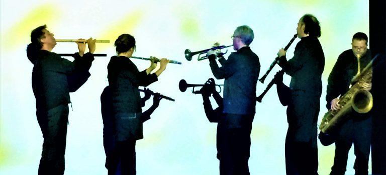 Orquestra Submergida, Antic Teatre, Barcelona, 27-11-2015-Influx Festival