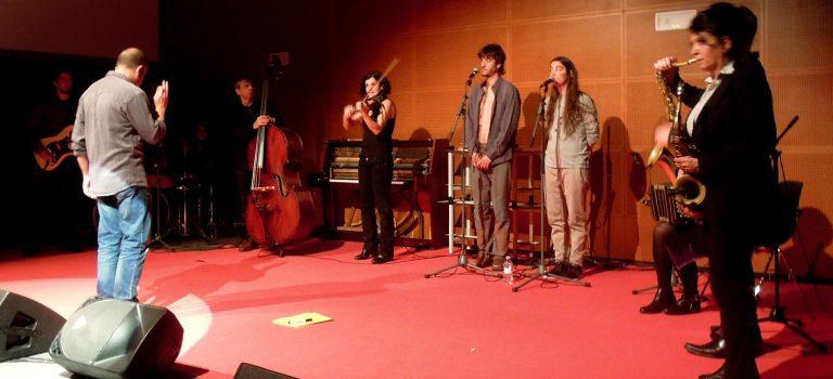MIS at Albareda, 10-3-2018, BCN ImproFest 2018