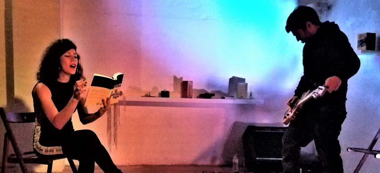 Antisongs, by Yexza Lara & Ferran Fages at TepekaleSound, 22-1-2019