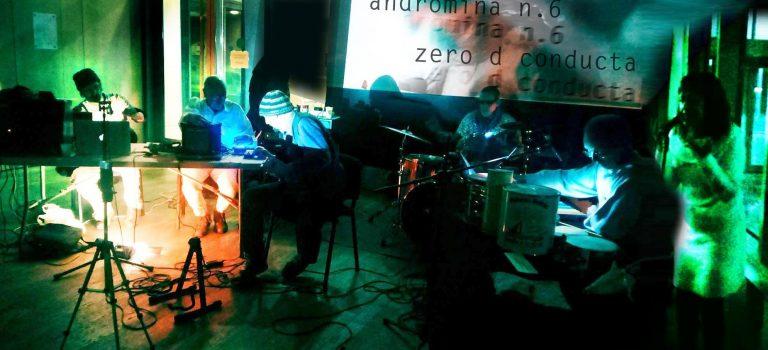 BIRINI BIRINI, by Zero de Conducta, Live at Andròmina Festival, Pallejà, 2-12-2017. FULL PERFORMANCE!!