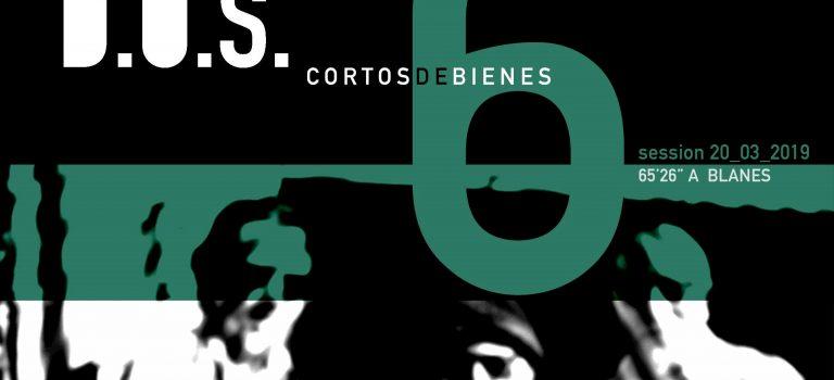 New release: CORTOS DE BIENES, by D.O.S.