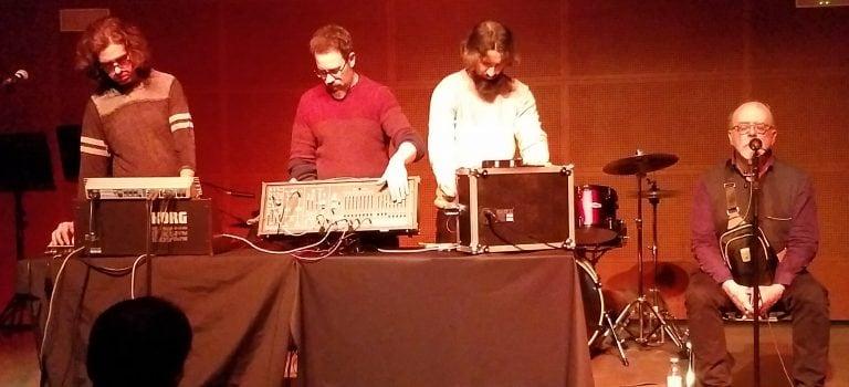 Los Sabios Duendes, BCN Improfest, 7-3-2020. Centre Cultural Albareda, Barcelona.